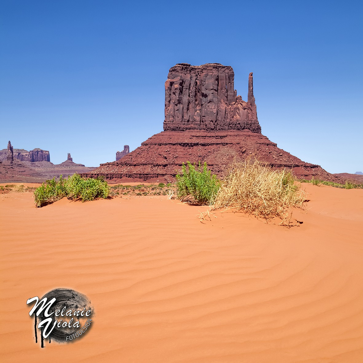 LINK - OhMyPrints Onlineshop - MONUMENT VALLEY West Mitten Butte
