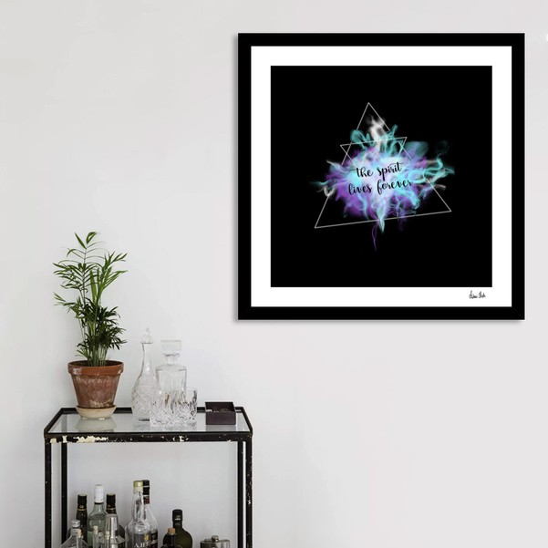 Trendy Phrases | the spirit lives forever no. 3 - CURIOOS Onlineshop