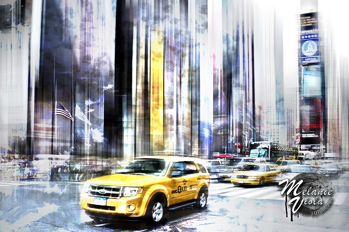 City-Art Times Square II | OhMyPrints Onlineshop
