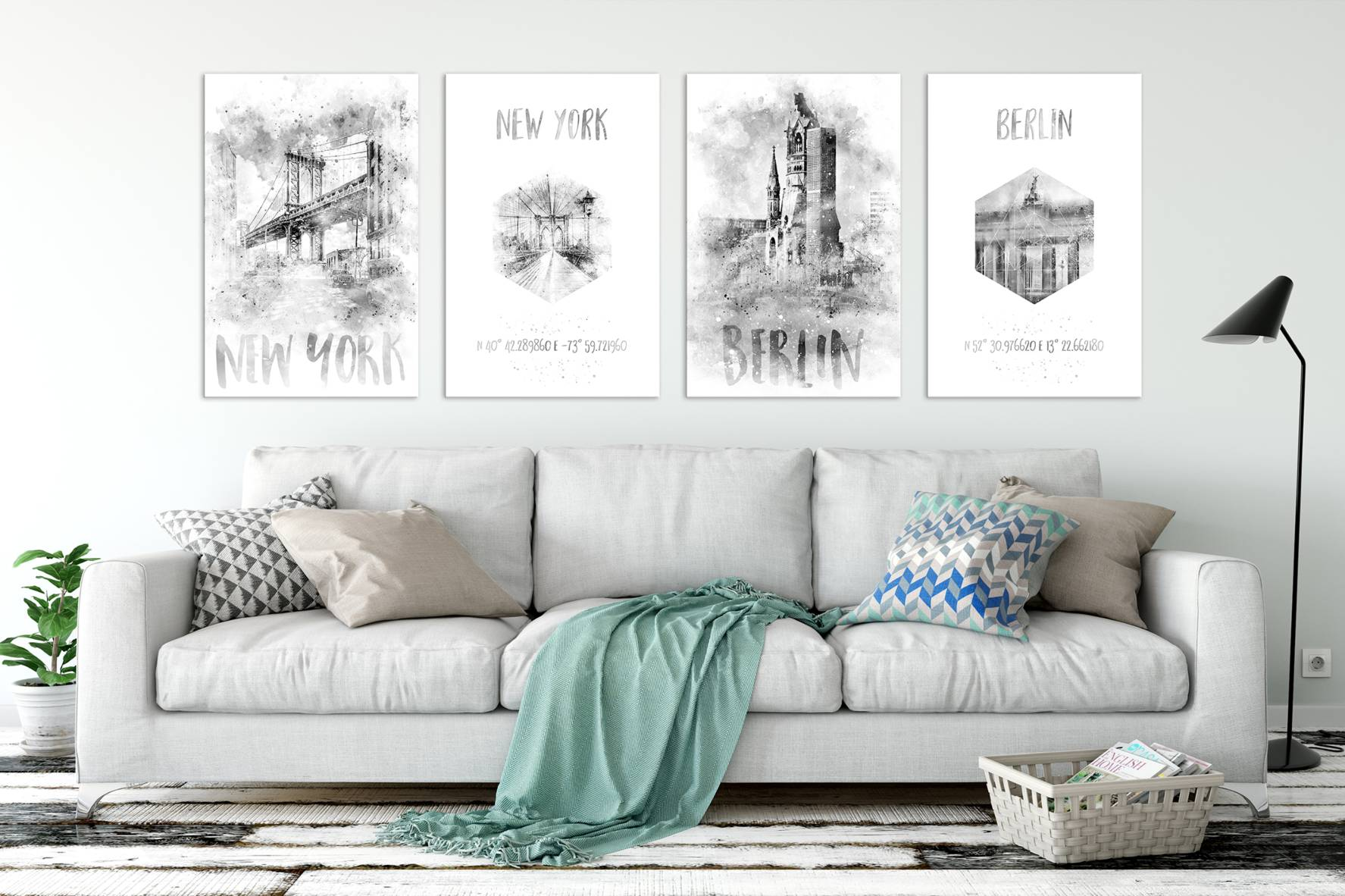 Link OhMyPrints Onlineshop Portfolio